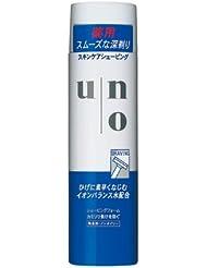 資生堂 ウーノ 薬用シェービングフォーム 185g[医薬部外品]