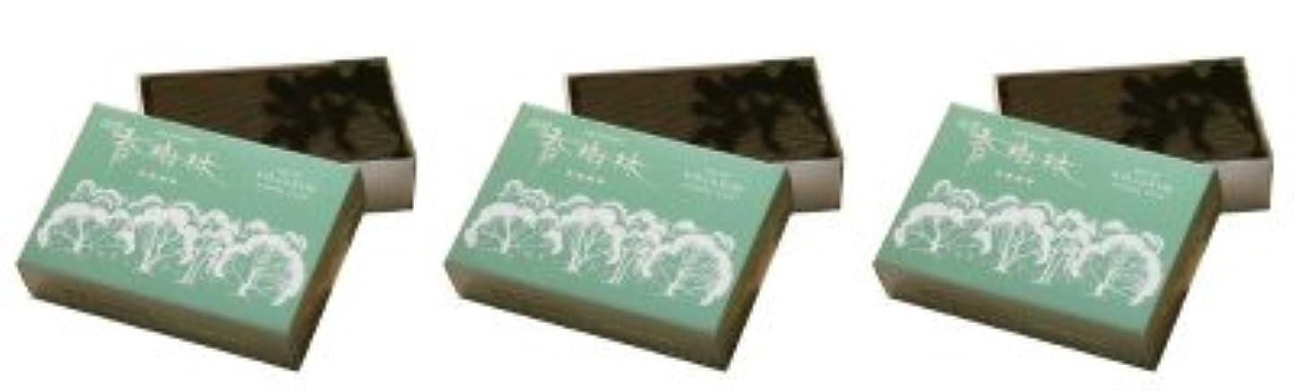 洗剤タブレット取り付け玉初堂 清澄香樹林 大バラ 3箱セット