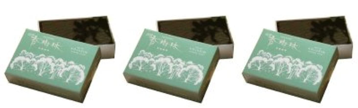 打ち負かす含める香り玉初堂 清澄香樹林 大バラ 3箱セット