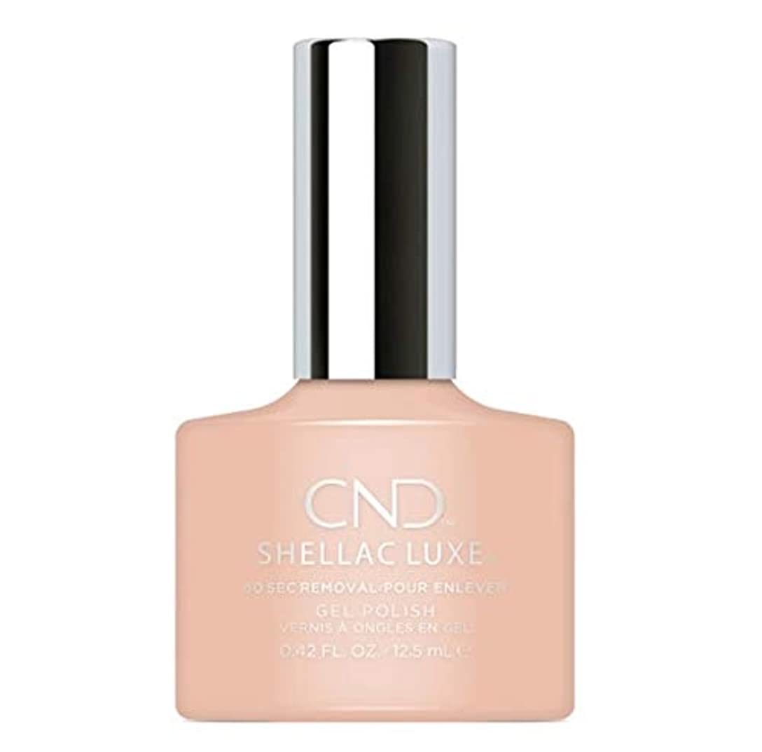 宣伝テレマコス吸うCND Shellac Luxe - Sweet Escape 2019 Collection - Antique - 12.5 ml / 0.42 oz