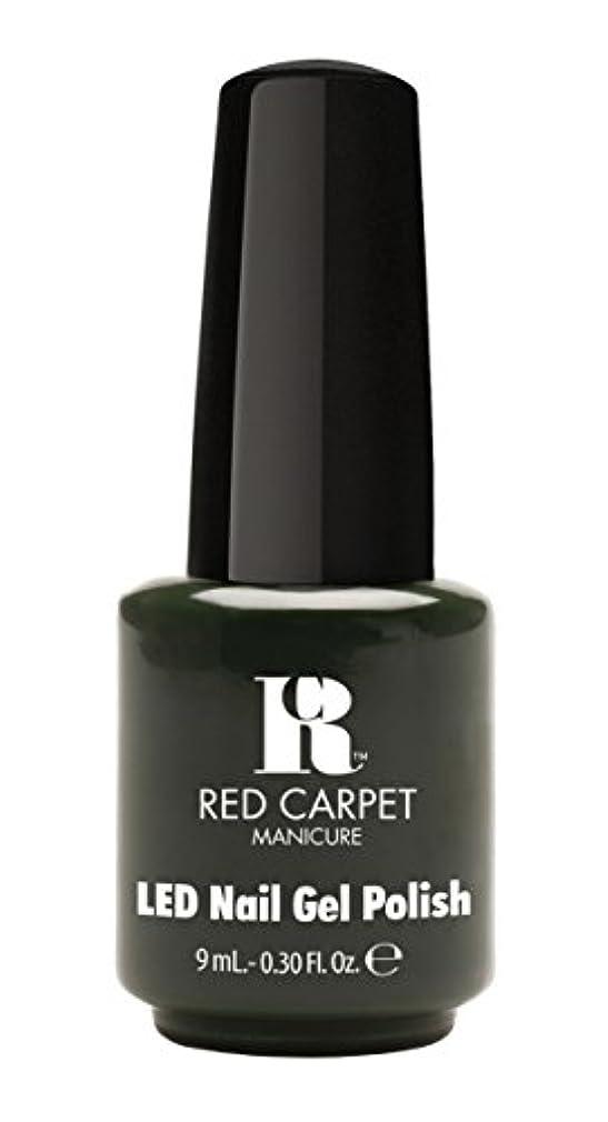グローお誕生日素晴らしさRed Carpet Manicure - LED Nail Gel Polish - Diva in Disguise - 0.3oz/9ml