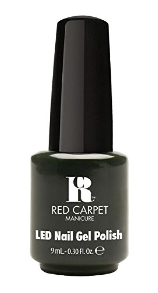 分離する積極的に化合物Red Carpet Manicure - LED Nail Gel Polish - Diva in Disguise - 0.3oz/9ml