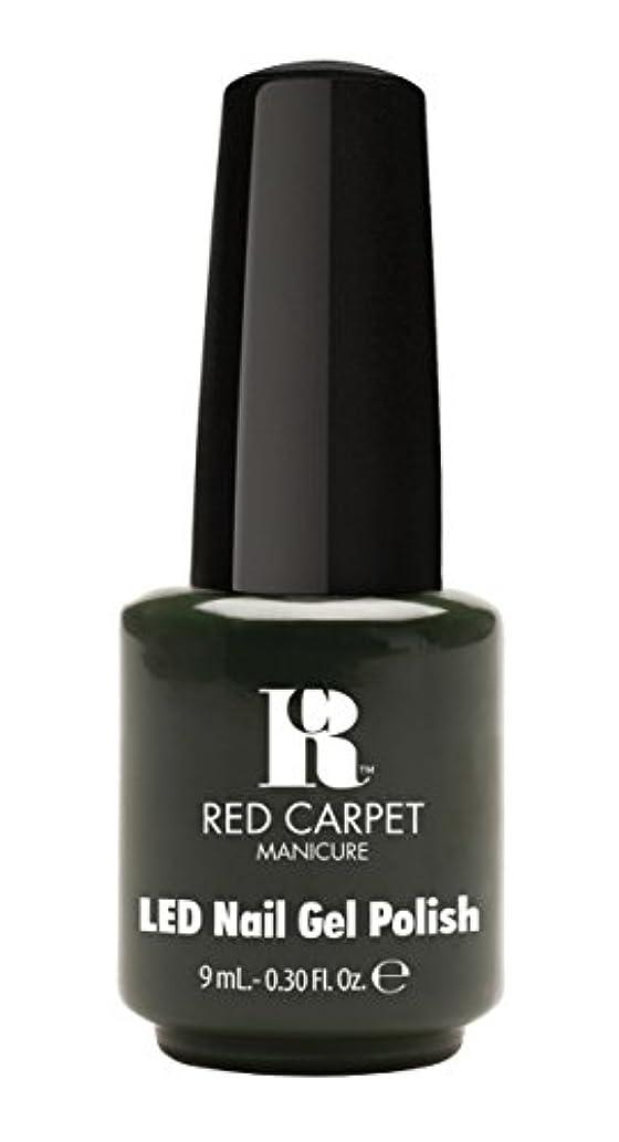 社員ラベ区Red Carpet Manicure - LED Nail Gel Polish - Diva in Disguise - 0.3oz/9ml