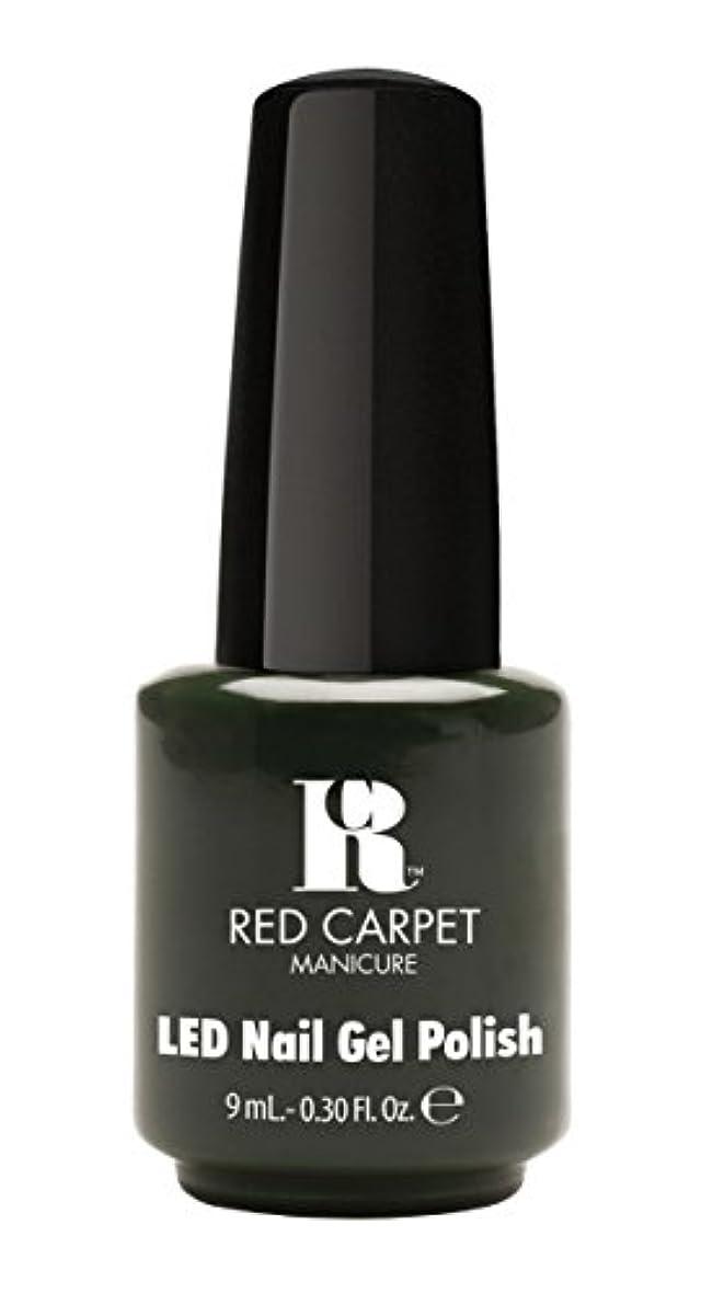 流出世界記録のギネスブックジュースRed Carpet Manicure - LED Nail Gel Polish - Diva in Disguise - 0.3oz/9ml