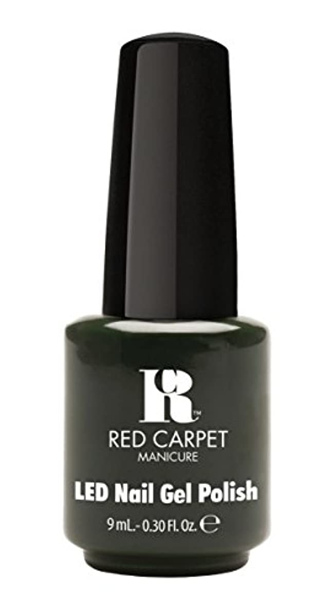 韓国語びっくりびっくりRed Carpet Manicure - LED Nail Gel Polish - Diva in Disguise - 0.3oz/9ml