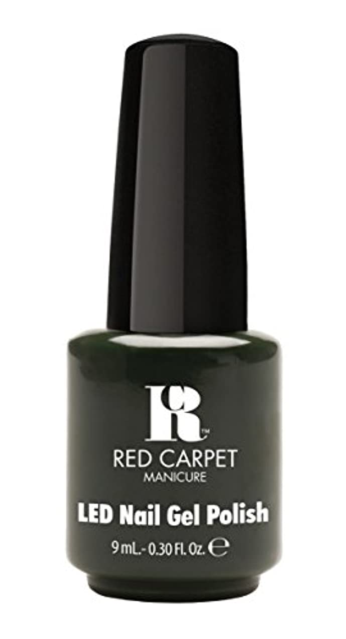横たわる誘発する自慢Red Carpet Manicure - LED Nail Gel Polish - Diva in Disguise - 0.3oz/9ml