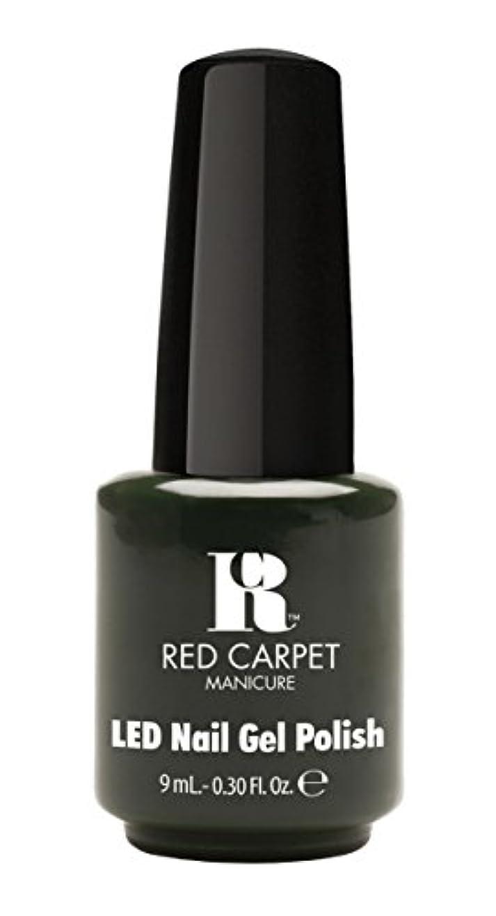 ピルファー汗重力Red Carpet Manicure - LED Nail Gel Polish - Diva in Disguise - 0.3oz/9ml