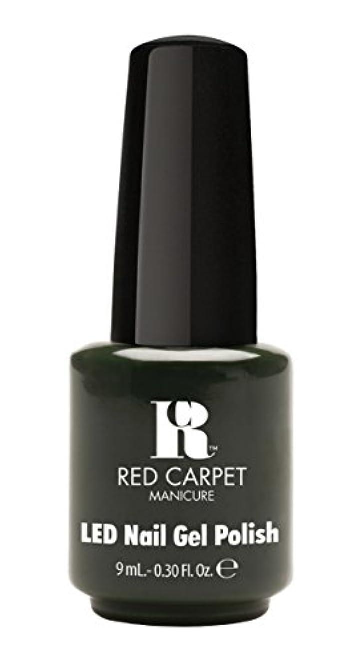 解釈トランクはずRed Carpet Manicure - LED Nail Gel Polish - Diva in Disguise - 0.3oz/9ml