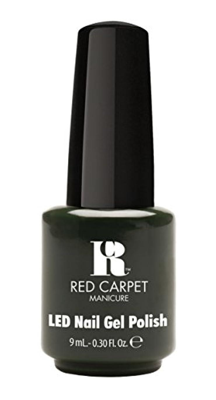 卒業中央配当Red Carpet Manicure - LED Nail Gel Polish - Diva in Disguise - 0.3oz/9ml