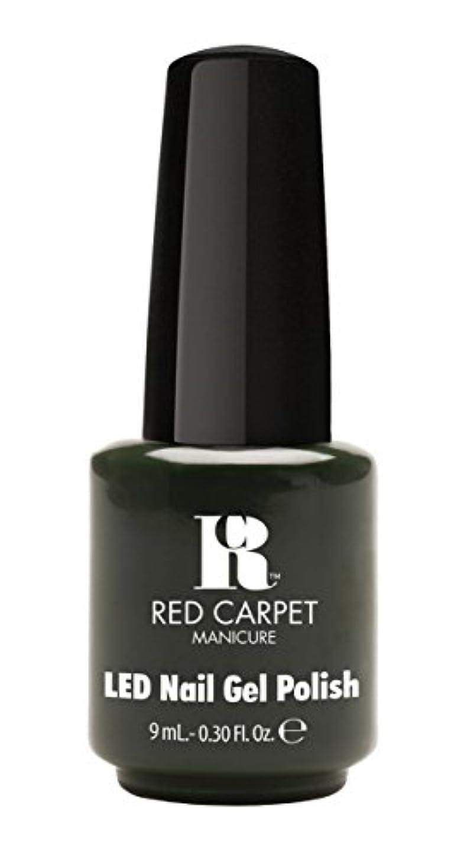 思い出すうれしい確認するRed Carpet Manicure - LED Nail Gel Polish - Diva in Disguise - 0.3oz/9ml