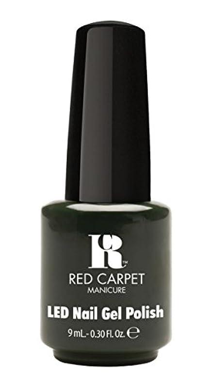 ルネッサンス問い合わせ代わりのRed Carpet Manicure - LED Nail Gel Polish - Diva in Disguise - 0.3oz/9ml
