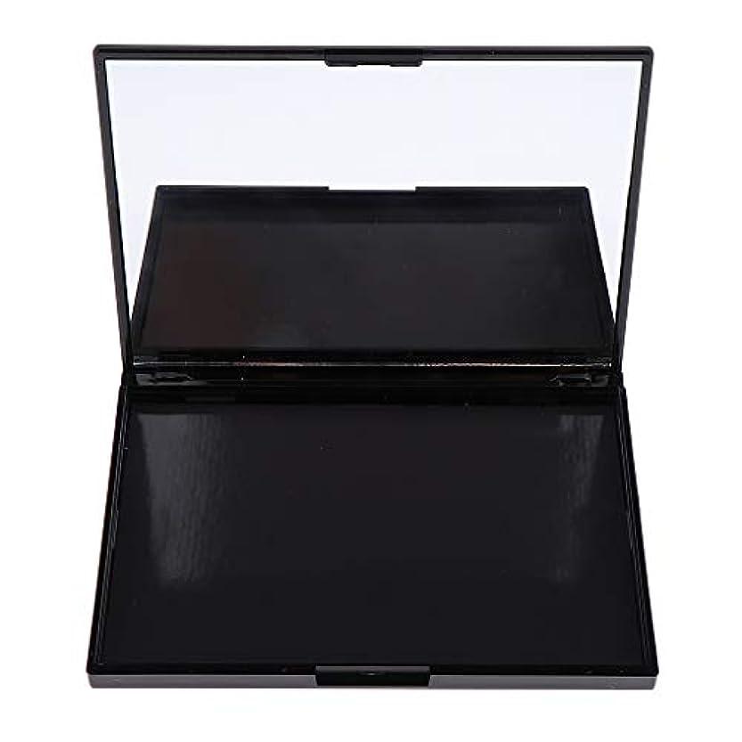 等々誓い粗いB Blesiya アイシャドウパレット 磁気パレット DIY 収納ケース ミラー付き 可愛い 3タイプ選べ - ローズフラワー