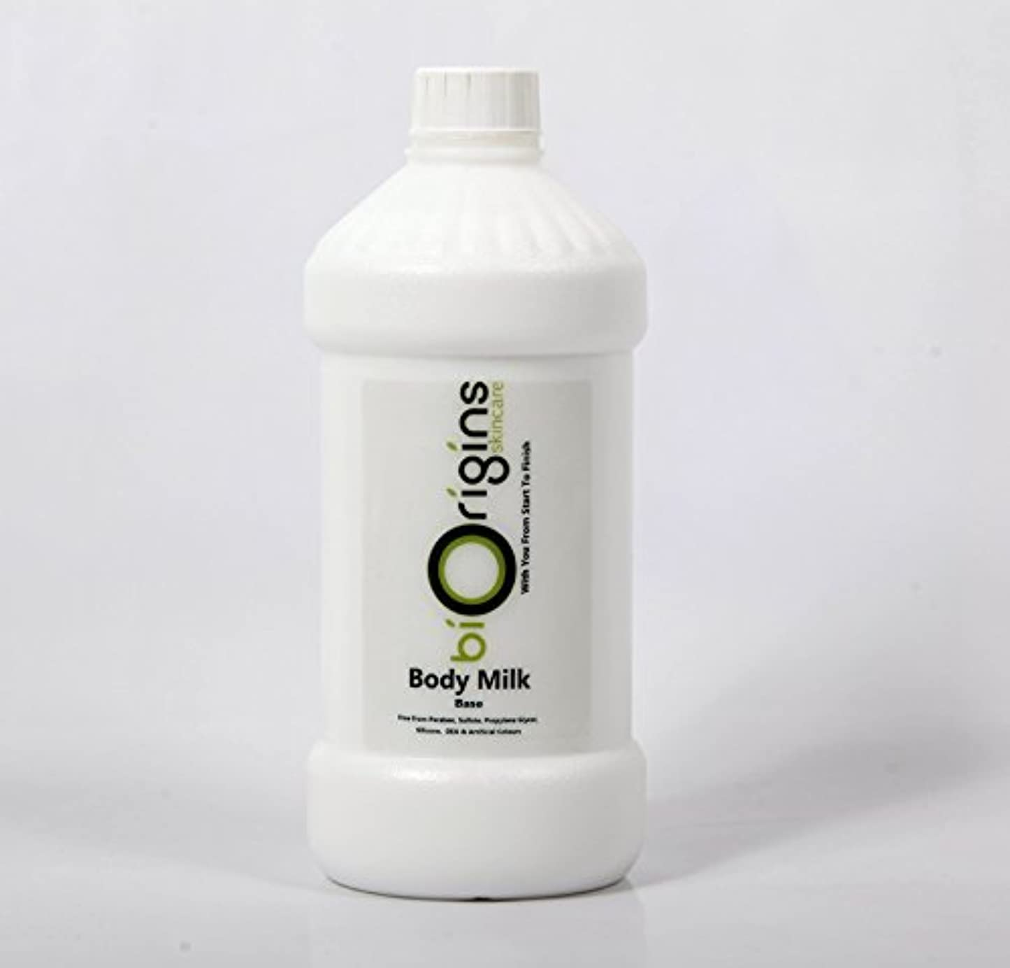信者日光呼ぶBody Milk Base - Unscented - 1Kg