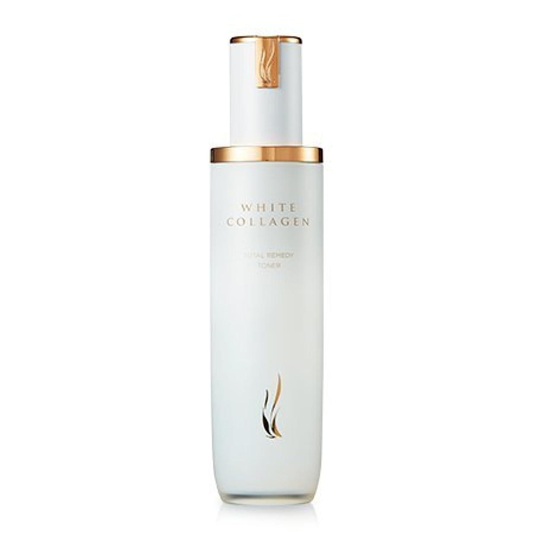 けん引バイアス暗黙[New] A.H.C (AHC) White Collagen Total Remedy Toner 130ml/A.H.C ホワイト コラーゲン トータル レミディ トナー 130ml [並行輸入品]