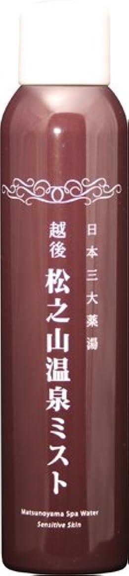 松之山温泉ミスト200g