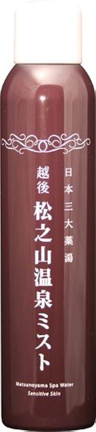 いわゆるの慈悲で挨拶松之山温泉ミスト200g