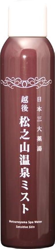 死の顎歌う示す松之山温泉ミスト200g