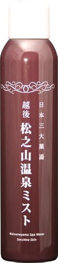 打撃忘れる賞松之山温泉ミスト200g