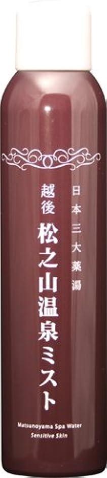 鎮痛剤授業料拮抗松之山温泉ミスト200g
