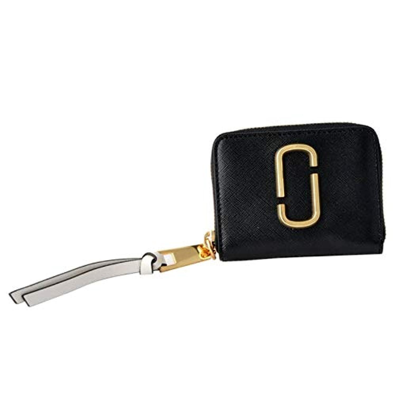 [マークジェイコブス] MARC JACOBS M0013997-978 ダブルJロゴ スナップショット カラーブロック カードケース コインケース Snapshot Mini Zip Card Case [並行輸入品]