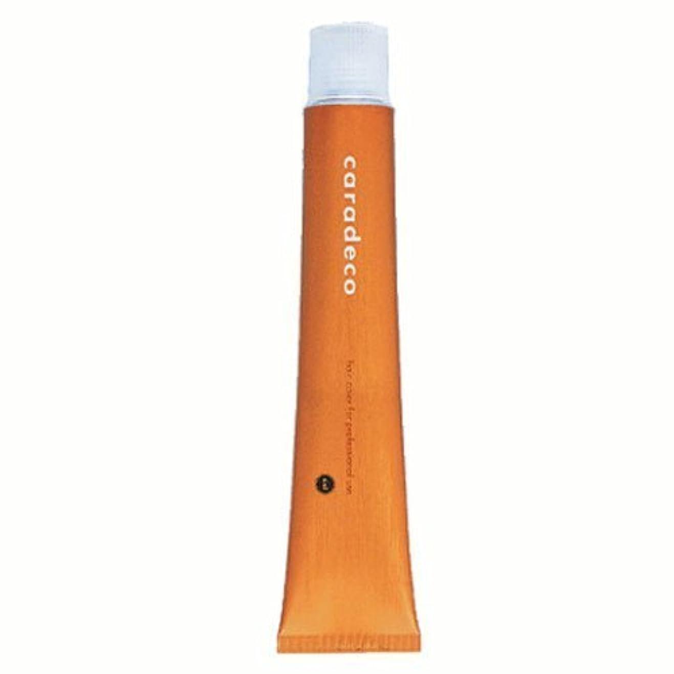 水っぽいケープ儀式キャラデコリコ ヘアカラー 第1剤 80g VB7