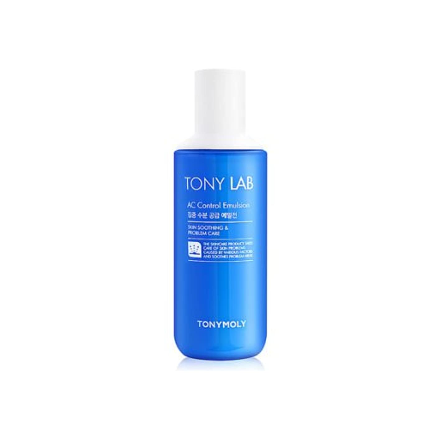 で読書固有のTONYMOLY Tony Lab AC Control Emulsion (並行輸入品)