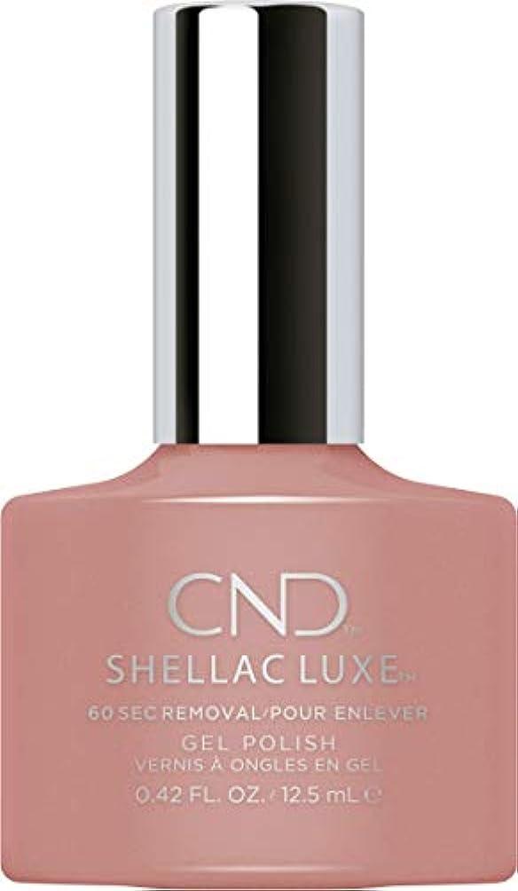 再生的刈る頂点CND Shellac Luxe - Satin Pajamas - 12.5 ml / 0.42 oz