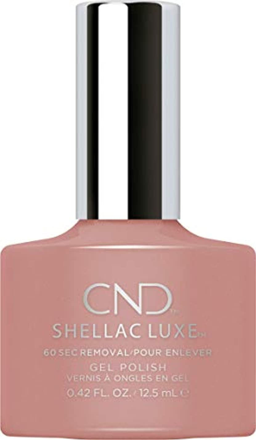 寮論理的毎週CND Shellac Luxe - Satin Pajamas - 12.5 ml / 0.42 oz