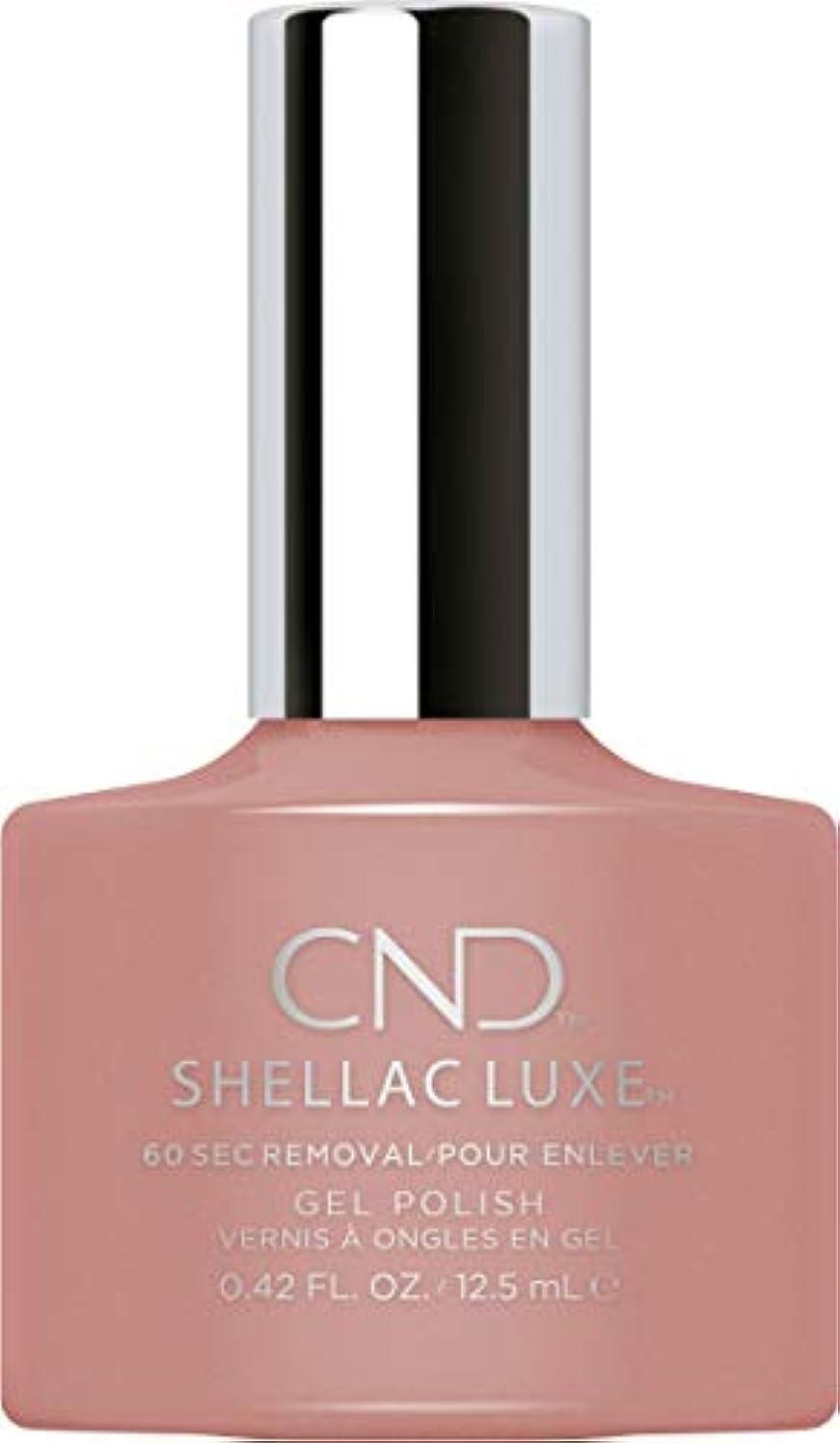 CND Shellac Luxe - Satin Pajamas - 12.5 ml / 0.42 oz