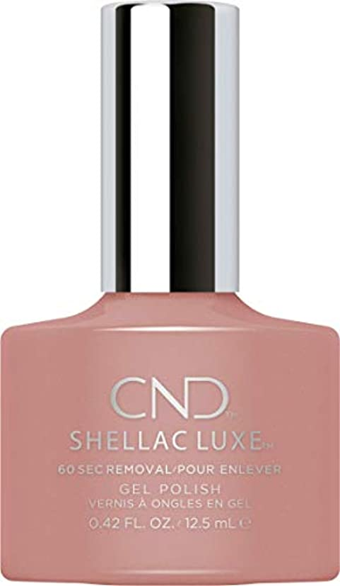CND Shellac Luxe - Satin Pajamas - 12.5 ml / 0.42 oz