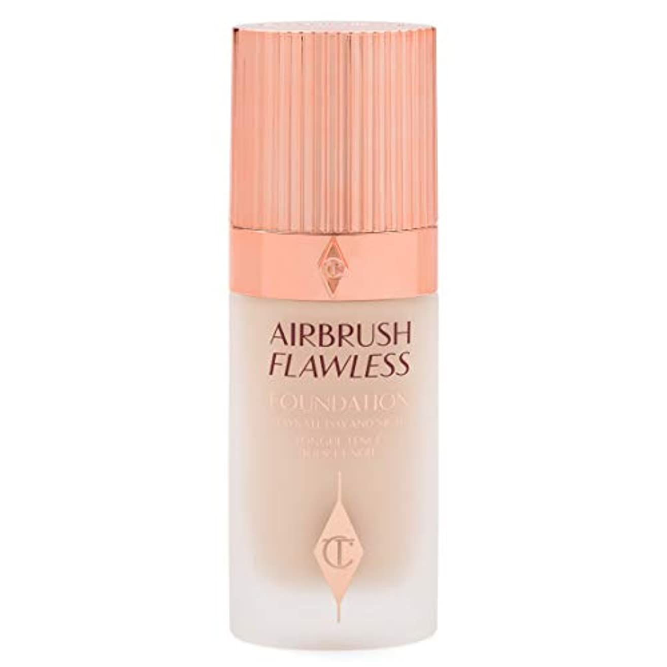 好意的前兆熟達CHARLOTTE TILBURY Airbrush Flawless Foundation No 1 NEUTRAL シャーロットティルバリー