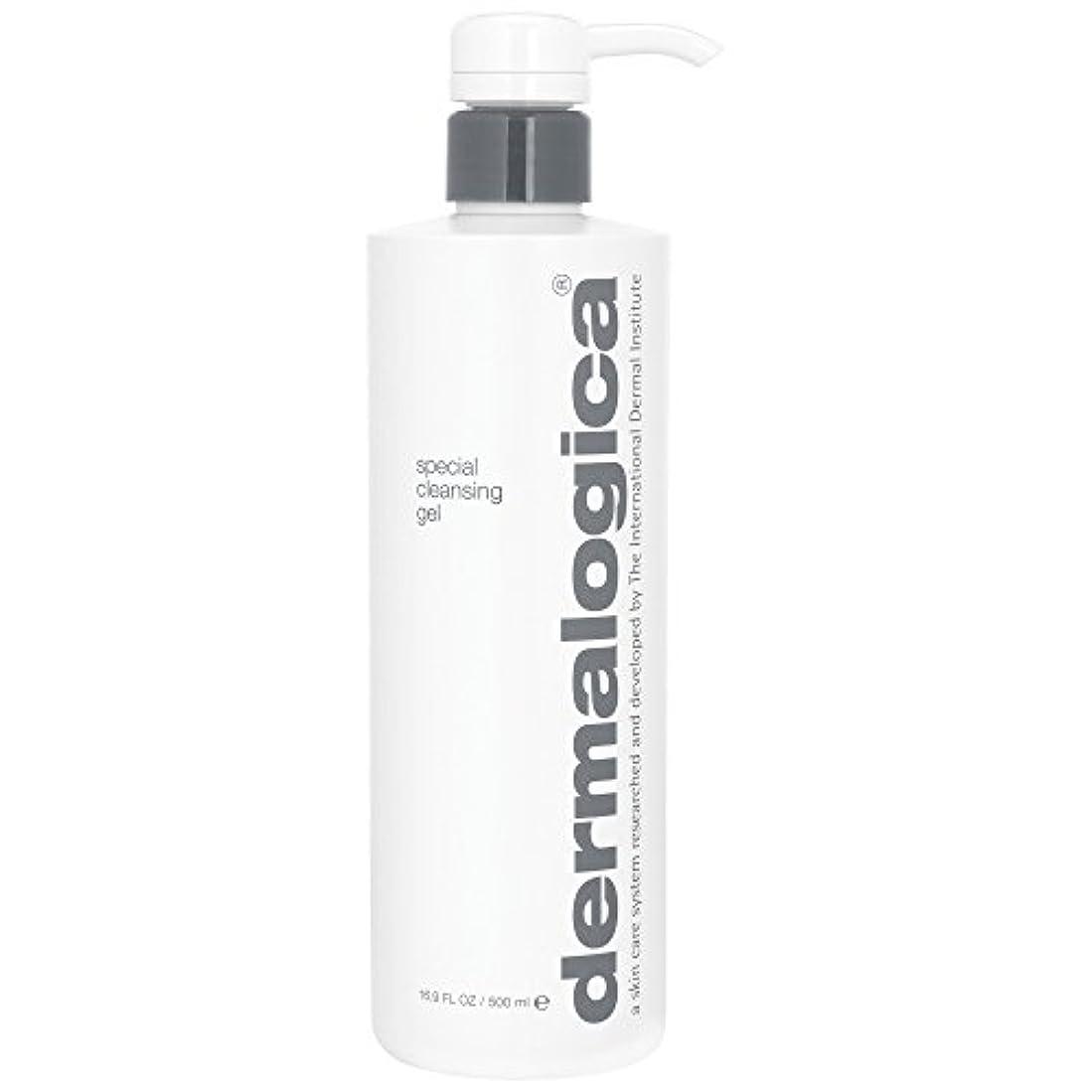 平行適用済みホームレスダーマロジカ特別なクレンジングゲル500ミリリットル (Dermalogica) - Dermalogica Special Cleansing Gel 500ml [並行輸入品]