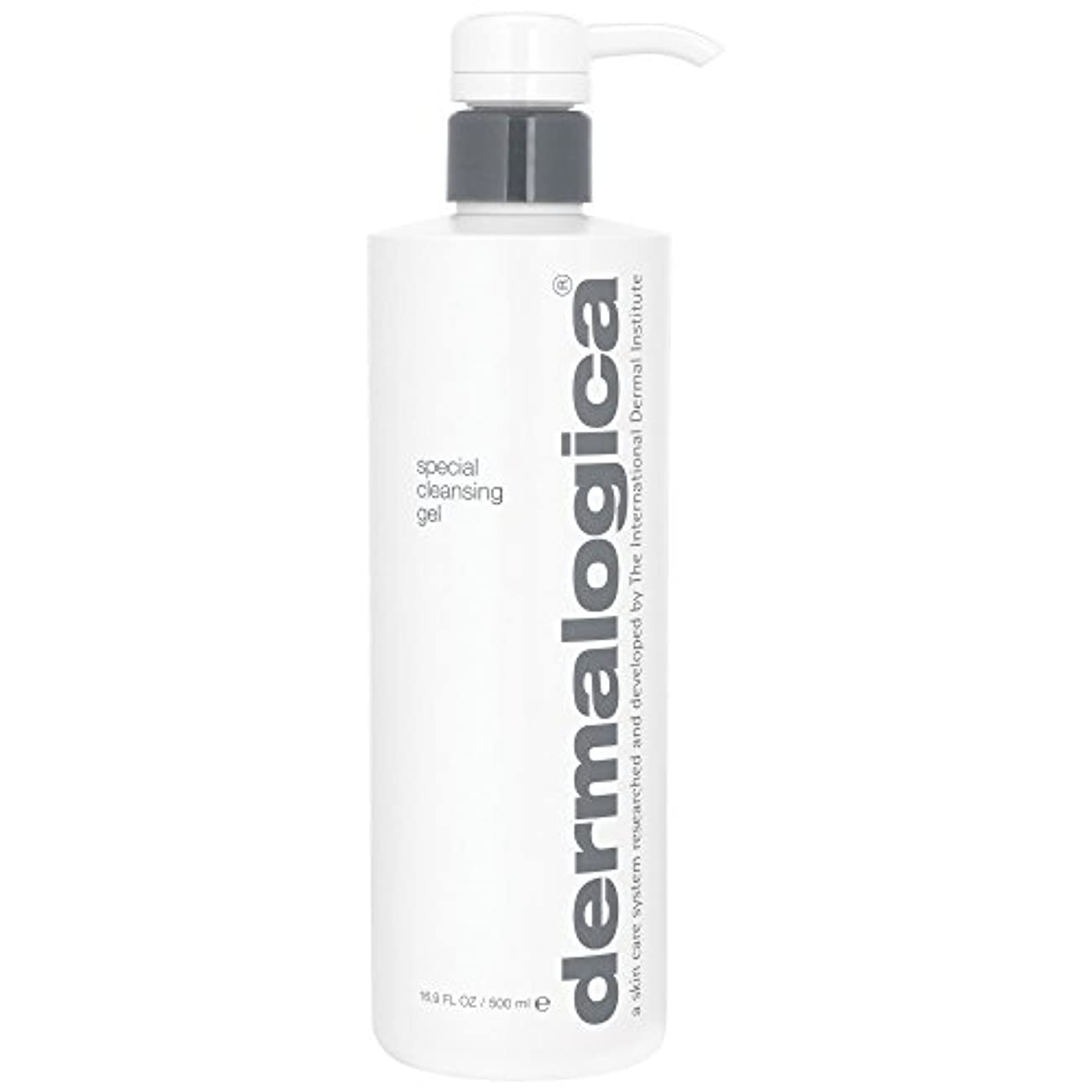 しょっぱい退化する乱闘ダーマロジカ特別なクレンジングゲル500ミリリットル (Dermalogica) (x6) - Dermalogica Special Cleansing Gel 500ml (Pack of 6) [並行輸入品]