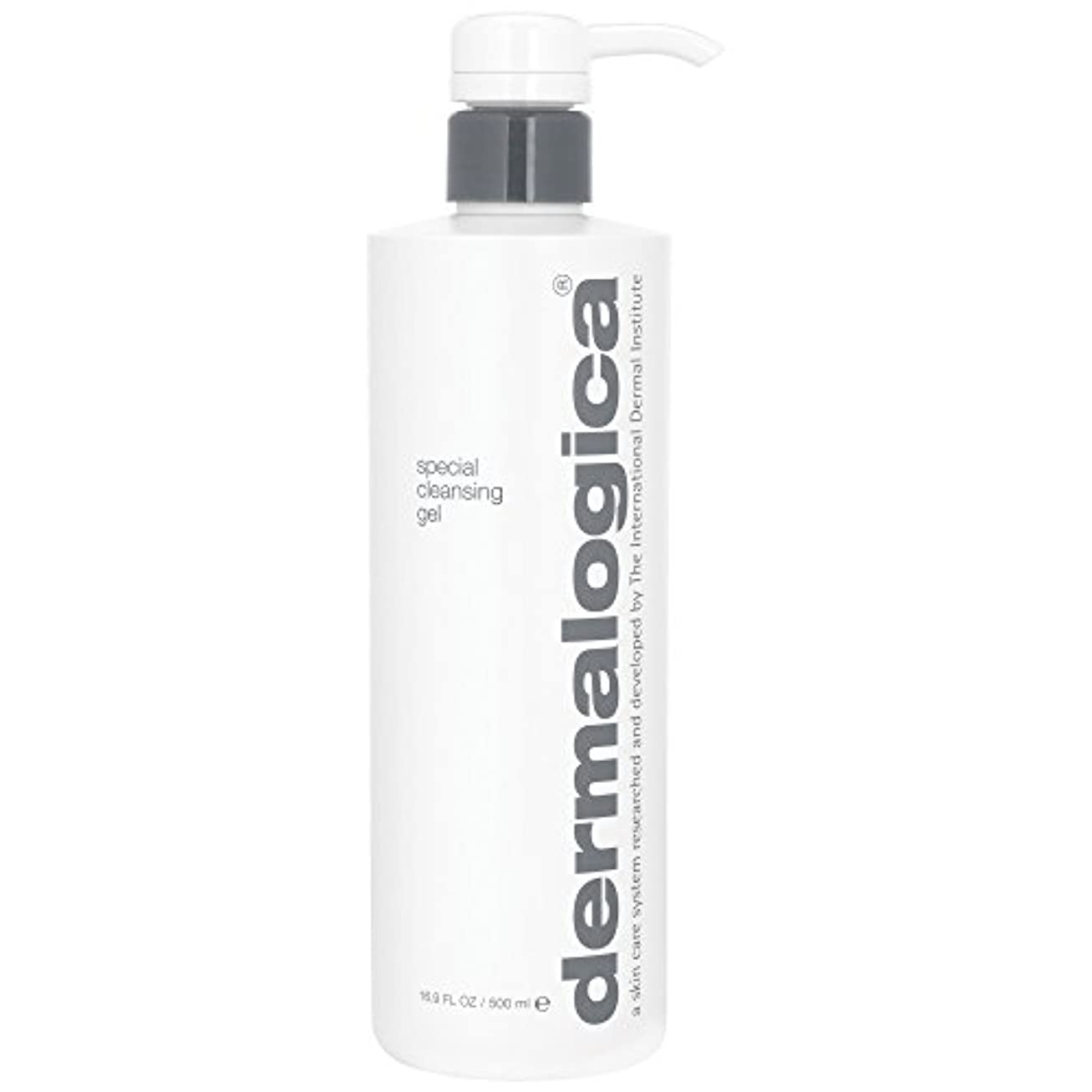 良い超越する雑品ダーマロジカ特別なクレンジングゲル500ミリリットル (Dermalogica) - Dermalogica Special Cleansing Gel 500ml [並行輸入品]