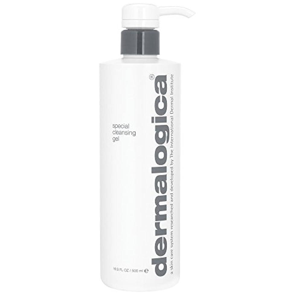 なしでストレスハンサムダーマロジカ特別なクレンジングゲル500ミリリットル (Dermalogica) (x6) - Dermalogica Special Cleansing Gel 500ml (Pack of 6) [並行輸入品]
