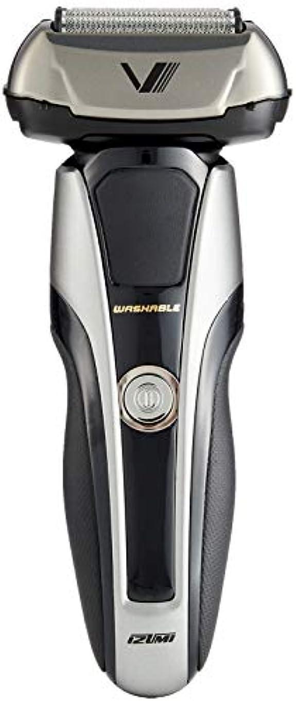 クライアント必要とする苦情文句IZUMI Z-DRIVE ハイエンドシリーズ 往復式シェーバー 5枚刃 シルバー IZF-V998-S-EA