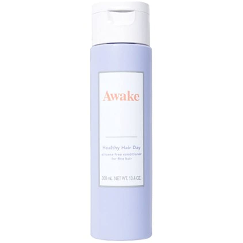 アウェイク(AWAKE) Awake(アウェイク) ヘルシーヘアデイ シリコーンフリー ヘアコンディショナー ハリコシアップヘア用 (300mL)