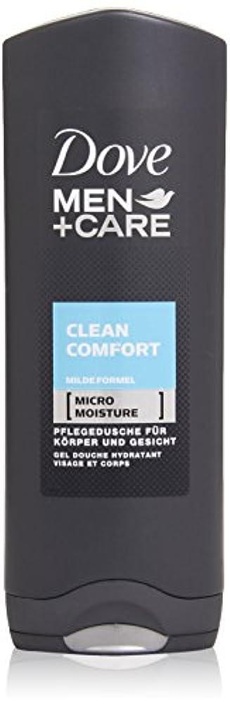 おなかがすいた広々ライドDove Men Care Clean Comfort Wash by Dove