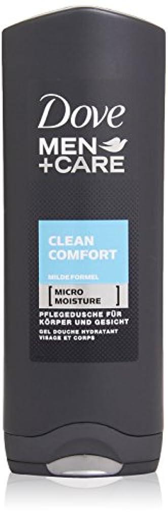 先見の明種類大宇宙Dove Men Care Clean Comfort Wash by Dove