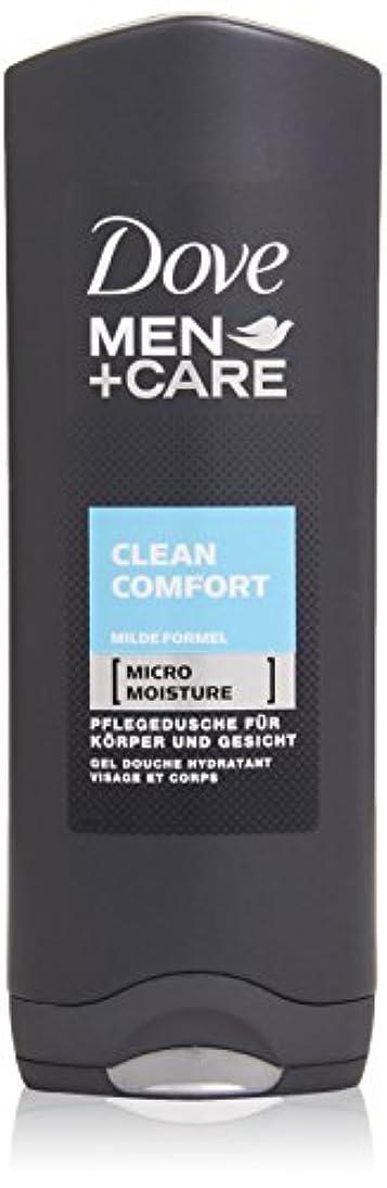 見て炭水化物頭蓋骨Dove Men Care Clean Comfort Wash by Dove