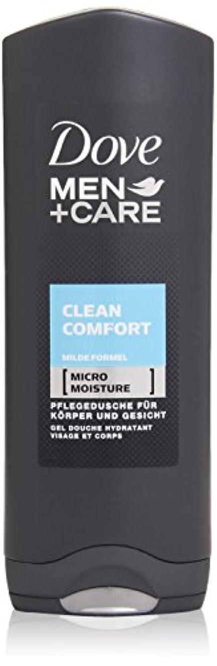 住所平らにする致死Dove Men Care Clean Comfort Wash by Dove