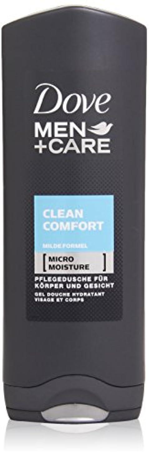 フィードバレエ被害者Dove Men Care Clean Comfort Wash by Dove