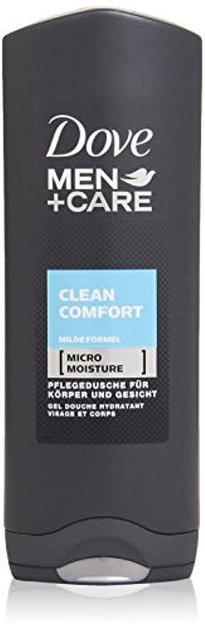 徒歩でパノラマ遅滞Dove Men Care Clean Comfort Wash by Dove