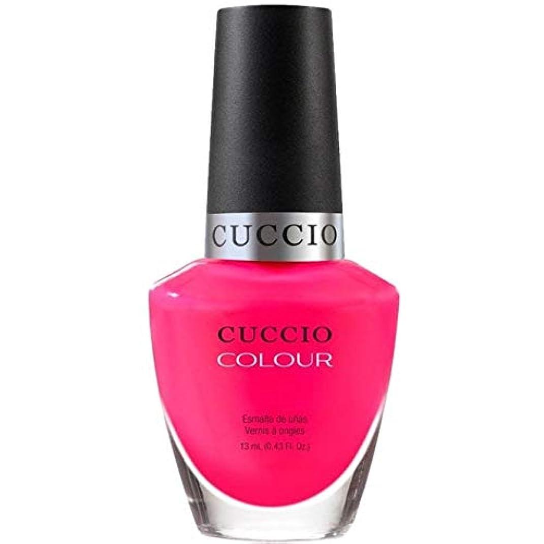 スナッチ四分円細菌Cuccio Colour Gloss Lacquer - Double Bubble Trouble - 0.43oz / 13ml
