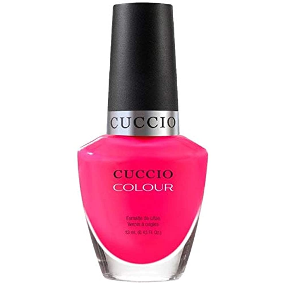 ゴミとは異なりセラフCuccio Colour Gloss Lacquer - Double Bubble Trouble - 0.43oz / 13ml