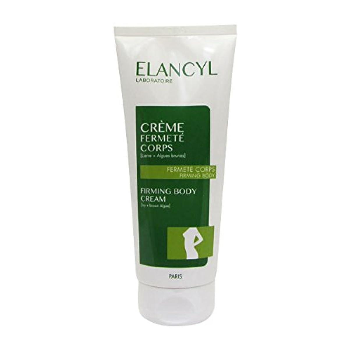 コンプライアンス職業関係ないElancyl Body Firming Gel 200ml [並行輸入品]