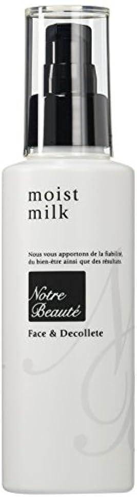 メロンワンダーむちゃくちゃノートルボーテ モイスト ミルク 150ml