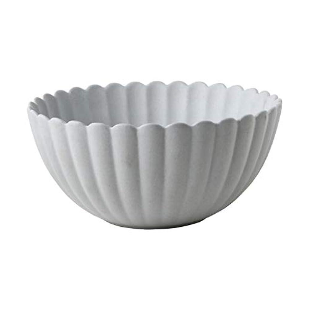 LXX-ボウル マットホワイトセラミック和食食器皿ホームマットデザートプレートライススープボウル (サイズ : Bowl-16x16x7.5cm)