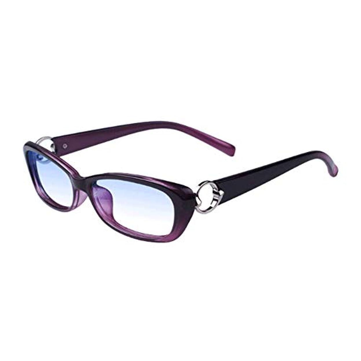 ミシン毎月ジョセフバンクス女性のファッション老眼鏡、抗ブルーレイ/携帯電話/コンピュータ/ゲーム用放射線コンピュータのメガネ(2.50ジオプター