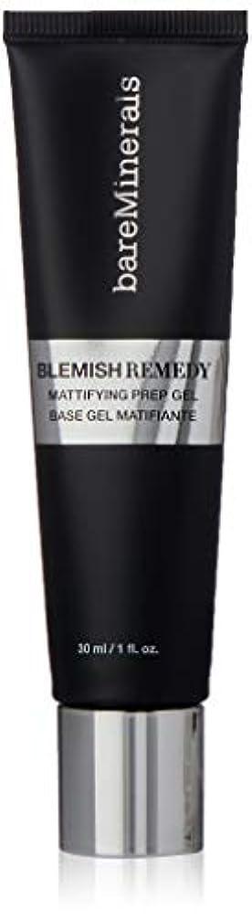 クレア保持銀行ベアミネラル BareMinerals Blemish Remedy Mattifying Prep Gel (Primer) 30ml/1oz並行輸入品